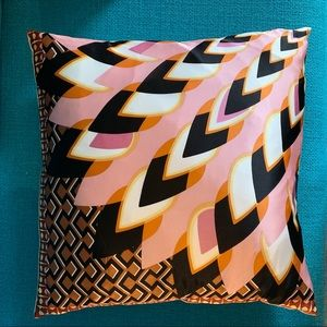West Elm pillow cover + insert